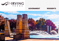Irving Texas Smart City