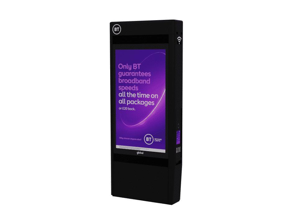 british telecom internet kiosk